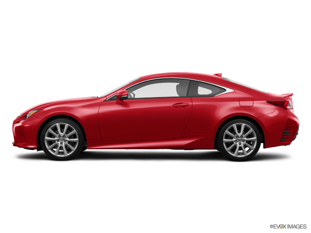 2015 Lexus RC 350 AWD w/Navigation,Leather,Sunroof