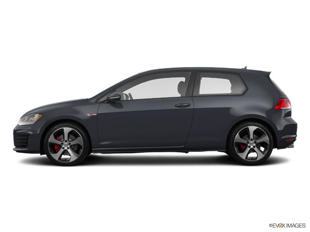 2016 Volkswagen Golf GTI Autobahn w/ Performance 4-Door