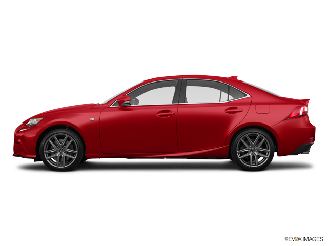 2016 Lexus IS 300 4dr Sdn AWD