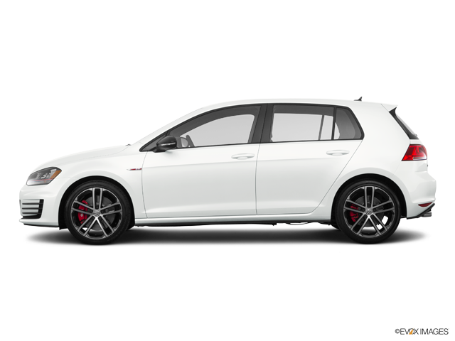 2017 Volkswagen Golf GTI S 4-Door