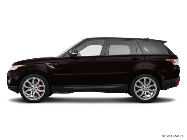 2017 Land Rover Range Rover Sport 3.0 Supercharged HSE Dynamic
