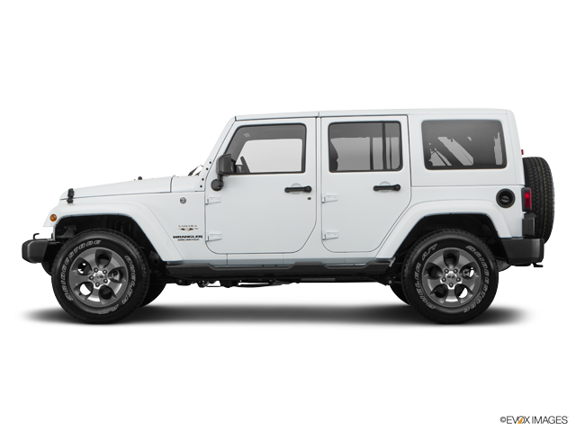 2018 Jeep Wrangler JK Unlimited Sahara