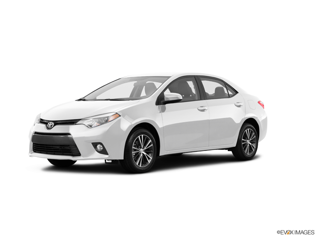 2016 Toyota Corolla S w/Special Edition Pkg