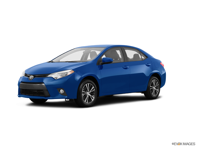 2016 Toyota Corolla 4dr Sedan CVT S Plus