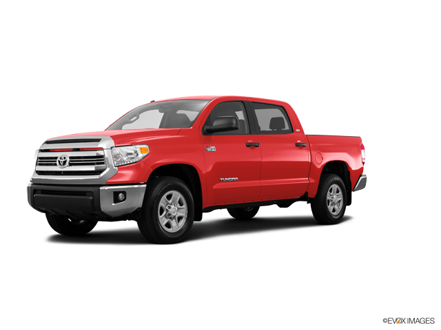 2016 Toyota Tundra 4WD Double Cab 4.6L V8 6-Spd AT SR