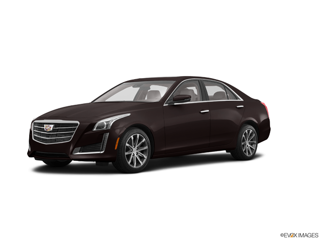 2016 Cadillac CTS Luxury Collection RWD