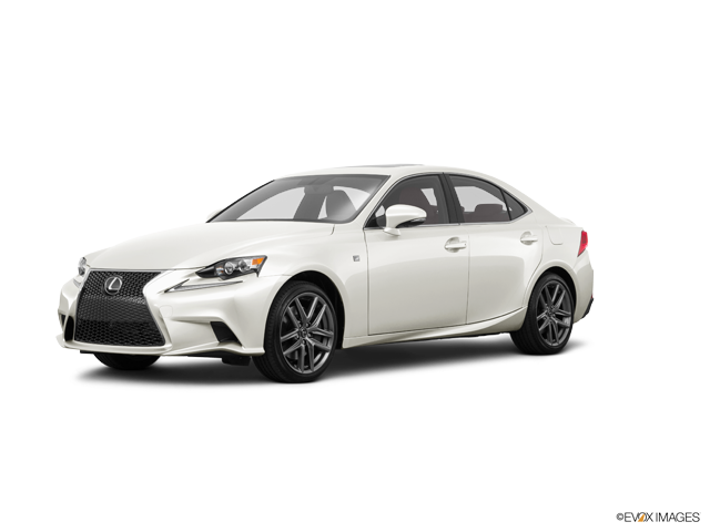 2016 Lexus IS 350 undefined