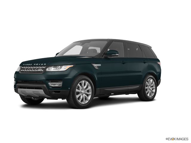 2016 Land Rover Range Rover Sport 3.0 Supercharged SE