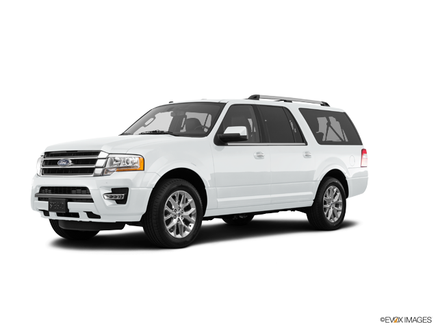 2017 Ford Expedition EL w/ Navigation & Leather