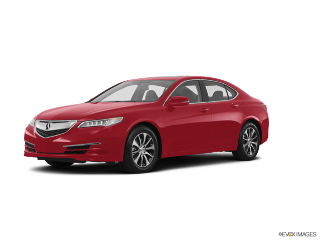 2017 Acura TLX undefined