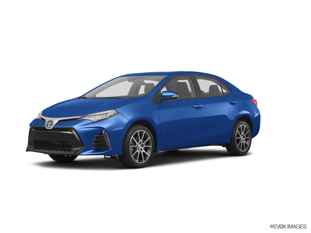 2017 Toyota Corolla undefined
