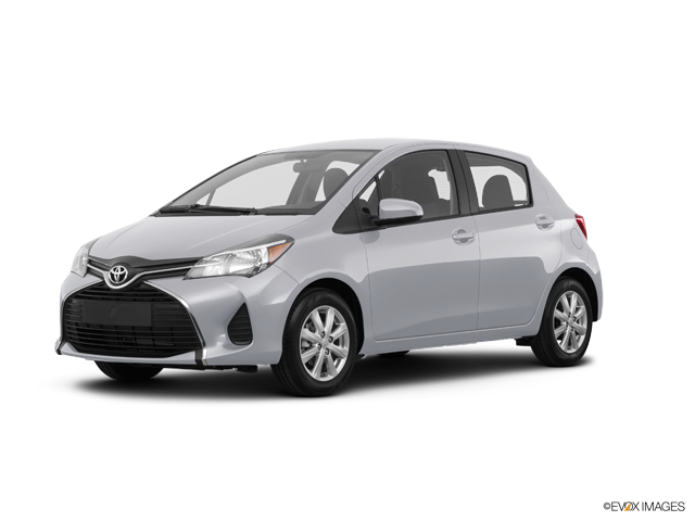 2017 Toyota Yaris 5-Door L Fleet