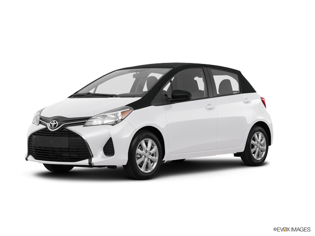 2017 Toyota Yaris 5-Door L