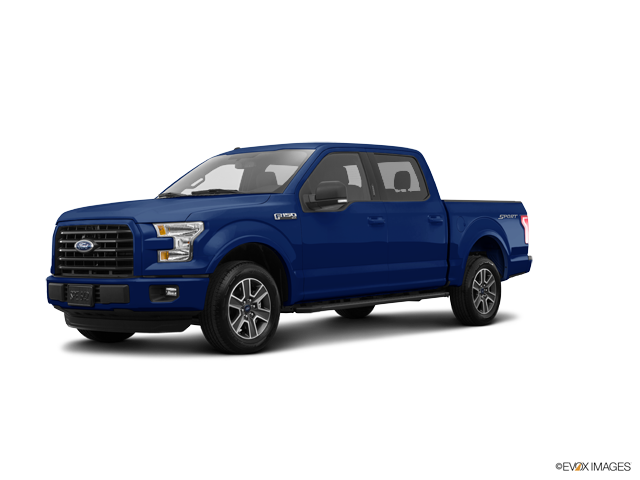 2017 Ford F-150 SuperCrew Cab Lariat 4WD w/Heated Leather.