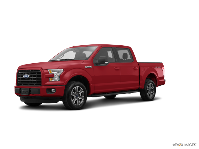 2017 Ford F-150 Lariat 4WD SuperCrew - TWIN PANEL MOONROOF