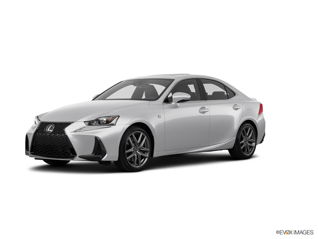 2017 Lexus IS Turbo RWD
