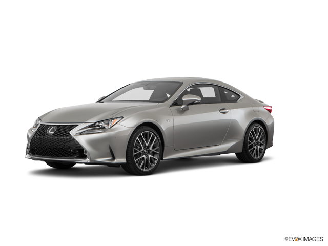 2017 Lexus RC Base