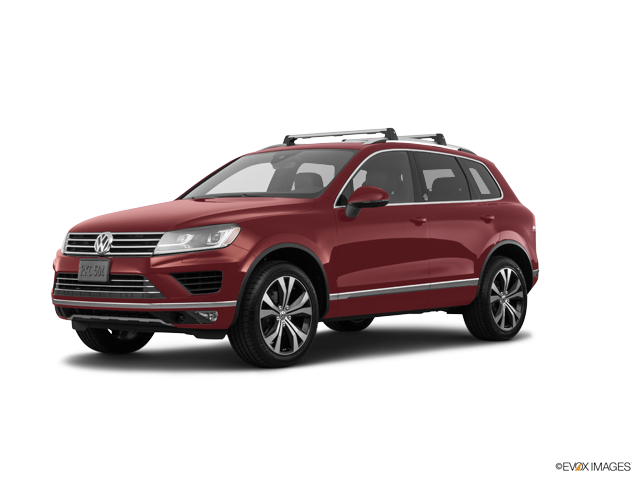 2017 Volkswagen Touareg - Fair Car Ownership