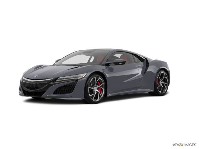 2017 Acura NSX undefined