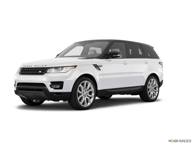 2017 Land Rover Range Rover Sport 5.0 Supercharged Dynamic