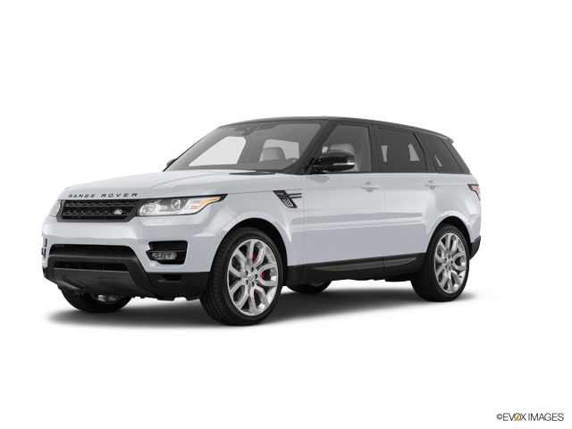 2017 Land Rover Range Rover Sport 5.0 Supercharged