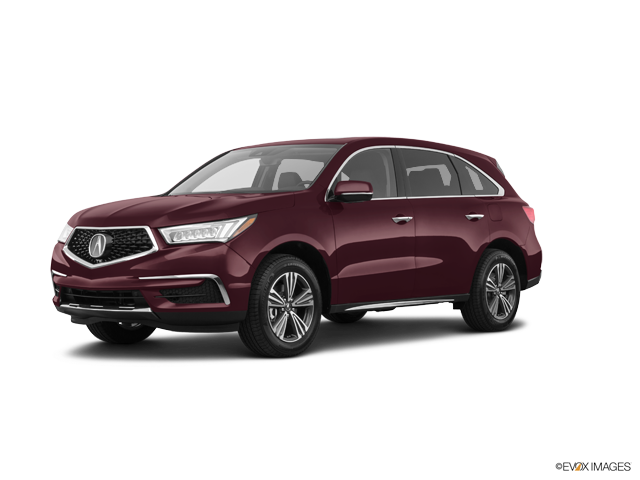 2017 Acura MDX undefined
