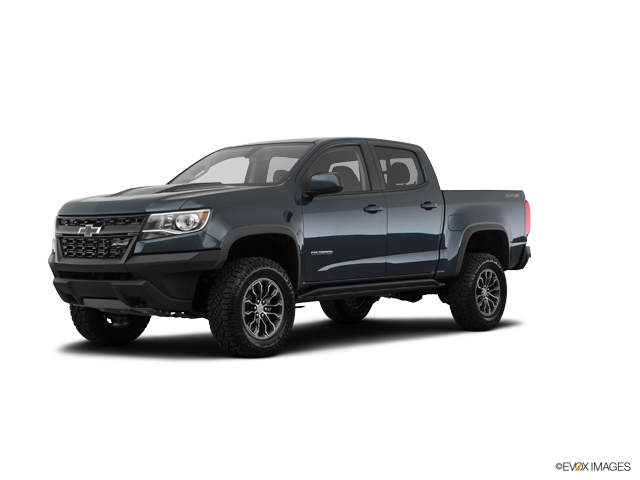 2017 Chevrolet Colorado 4WD ZR2
