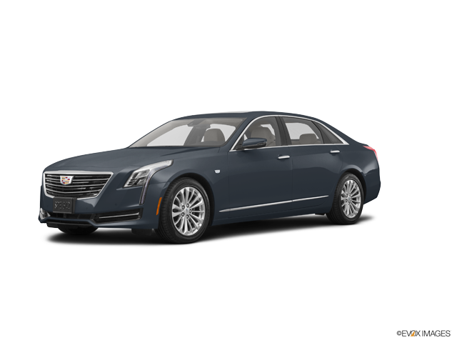 2018 Cadillac CT6 AWD