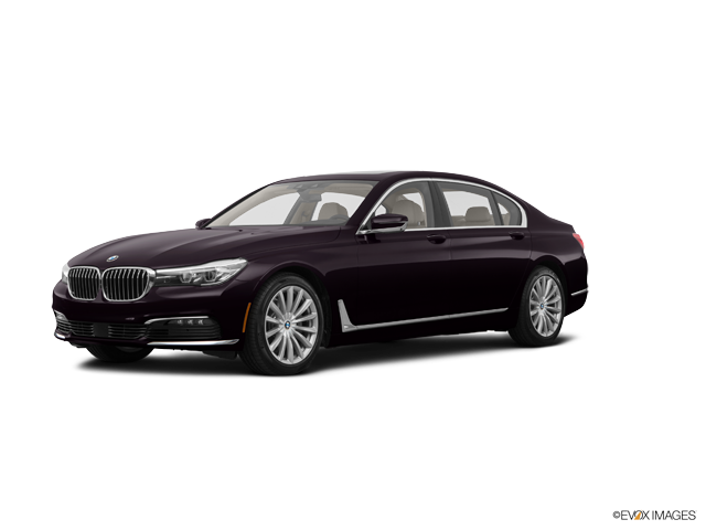 2018 BMW 7 Series 750i xDrive