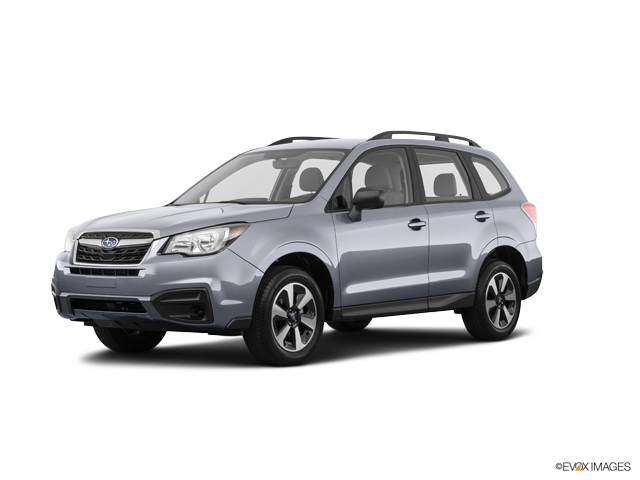 2018 Subaru Forester undefined