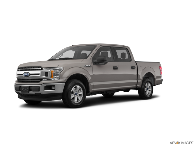 2018 Ford F-150 XLT Pickup 4D 5 1/2 ft