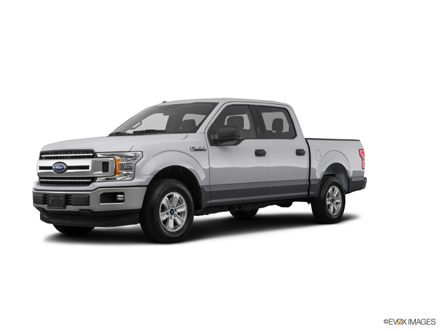 2018 Ford F-150 XLT 4WD SuperCrew - TWIN PANEL MOOROOF