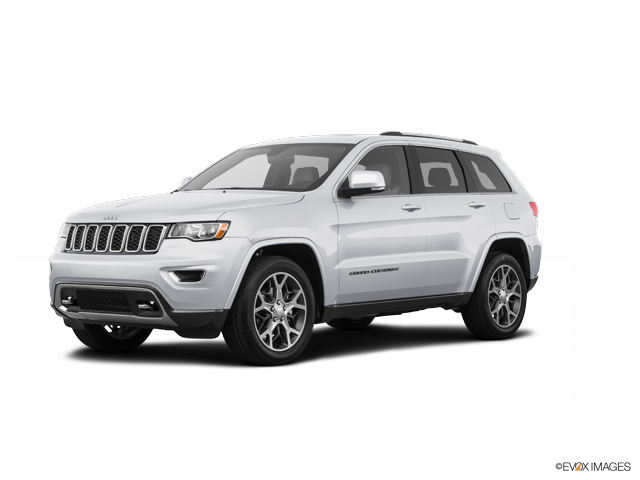2018 Jeep Grand Cherokee undefined