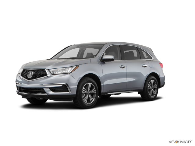 2018 Acura MDX undefined