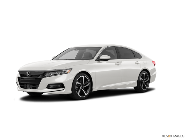 2018 Honda Accord EX-L 1.5T