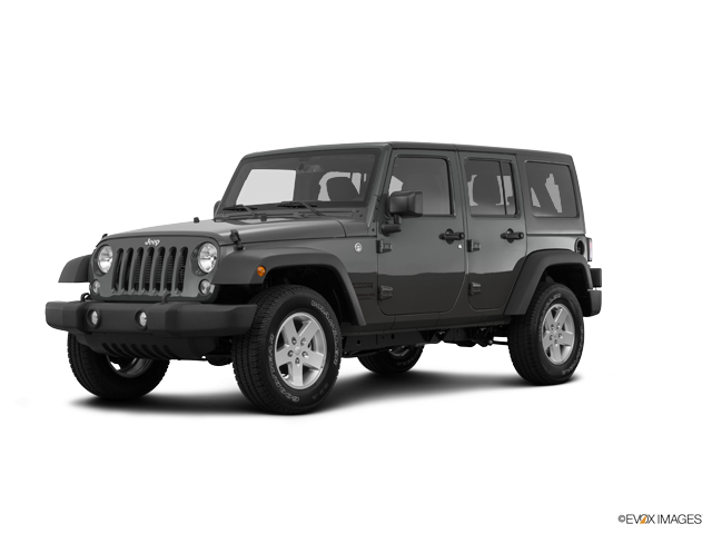 2018 Jeep Wrangler JK Unlimited - Fair Car Ownership