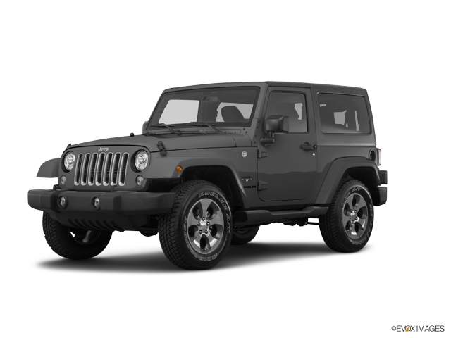 2018 Jeep Wrangler JK Unlimited Sport S