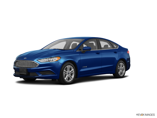 2018 Ford Fusion undefined