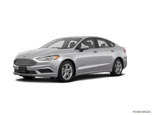 2018 Ford Fusion Hybrid undefined