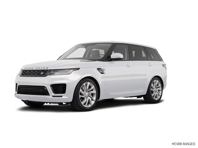 2018 Land Rover Range Rover Sport 3.0 Supercharged HSE