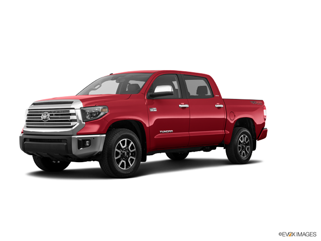 2019 Toyota Tundra TDR Off Road 4WD Limited CrewMax 5.5' Bed 5.7L