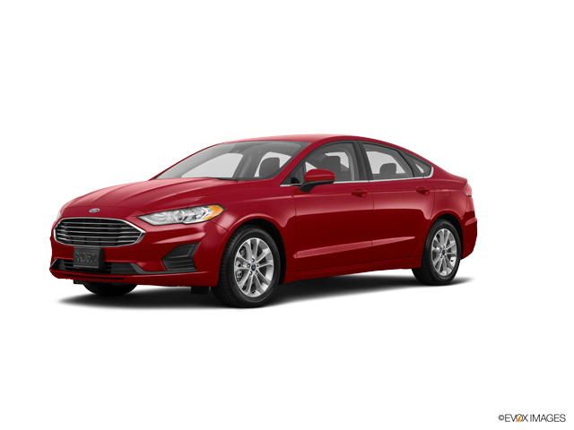 2019 Ford Fusion SEL