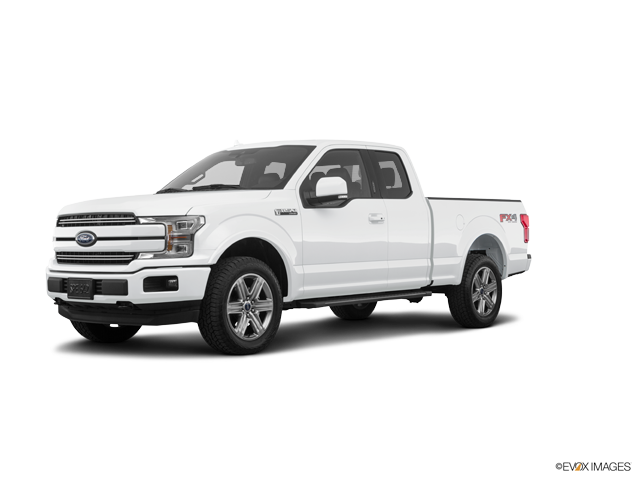 2019 Ford F-150 XLT 4WD SuperCrew - TWIN PANEL MOOROOF
