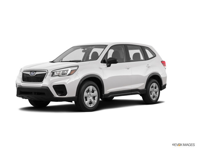 2020 Subaru Forester undefined
